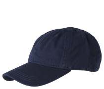 Cap, gesticktes Marken-Emblem, Zugband