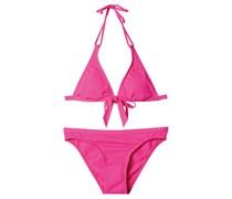 Triangel-Bikini, herausnehmbare Pads, für Damen