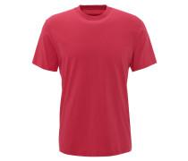 T-Shirt, Baumwolle, Rundhalsausschnitt, uni