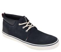 """Desert Boots """"V2385IC 5B"""", Rauleder, Kontrast-Schnürung, Blau"""