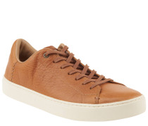 Sneaker, Braun