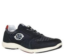 Sneaker, Muster-Mix, Blau