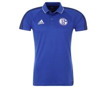 FC Schalke 04 Poloshirt, 2017/2018, Blau