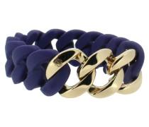"Armband ""Original"" 107768 Edelstahl nachtblau rosegold"