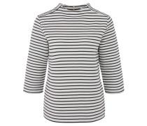"""Shirt """"Fauna"""", 3/4-Arm, Struktur, gestreift"""