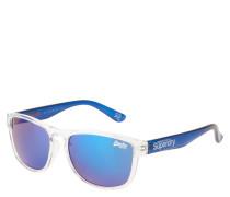"""Sonnenbrille """"SDS Rockstar 175"""", transparente Fassung, Spiegelgläser"""
