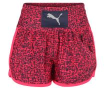Shorts, Logo, schnelltrocknend, für Damen, Pink