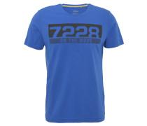 T-Shirt, Front-Print, Rundhalsausschnitt, Baumwolle