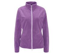 Sweatshirtjacke, Fleece, wärmend, atmungsaktiv, für Damen
