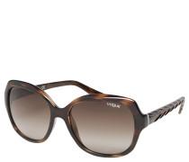 VO 2871-S Sonnenbrille, Havanna