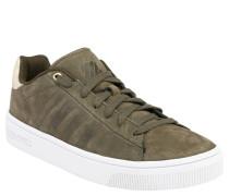 """Sneakers """"Court Frasco"""", Veloursleder, für Damen, Oliv"""