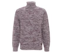 Pullover, Rollkragen, Flammgarn