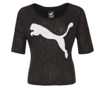 "T-Shirt ""The good life"", loose fit, leicht transparent, dryCELL, atmungsaktiv, für Damen"