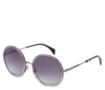 """Sonnenbrille """"TH 1474/S"""", grauer Rahmen, Verlaufsgläser"""
