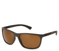 """Sonnenbrille """"EA 4078 5305/83"""", gelbe Gläser, mattes Design"""