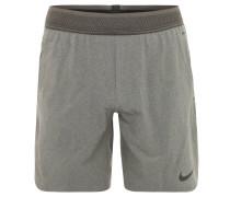 Shorts, FLEX, DRI-FIT, weit, zweifarbig, für Herren, Grau
