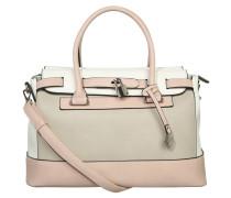 """Handtasche """"Nathalie"""", dreifarbig, Leder-Optik, Rosa"""