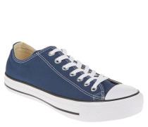"""Sneaker """"All Star OX"""", uni, Canvas, Gummisohle, Blau"""