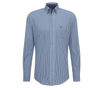 Freizeithemd, Casual Fit, Button-Down-Kragen