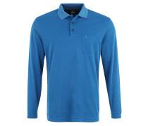 Poloshirt, Pima-Baumwolle, aufgesetzte Brusttasche
