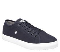 Sneaker low, Textil, Plateau, Blau