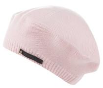 Mütze, reines Cashmere, einfarbig