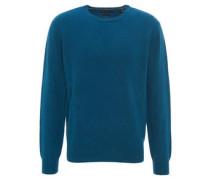 Pullover, Rundhals, Merino-Wolle, uni