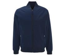 Blouson-Jacke, Thermoeigenschaften, matter Glanz, Blau