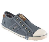 Sneaker, Jeans-Optik, ohne Schnürung