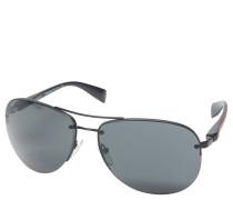 """Sonnenbrille """"SPS 56M"""", Piloten-Stil, für Herren"""
