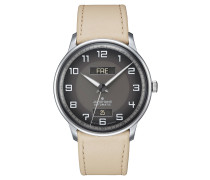 Meister Driver Day Date Armbanduhr 027/4721.00, Automatik