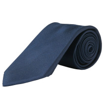Krawatte, Seide, handgefertigt