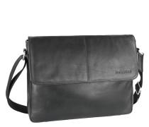 SEGNO Umhängetasche mit Laptopfach, Messenger Bag, 27 cm