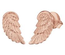 Ohrstecker Flügel rosevergoldet ERE-WING-STR