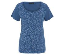T-Shirt, gemustert, Baumwolle