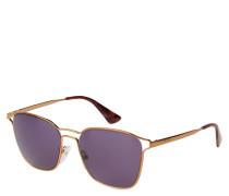 "Sonnebrille ""SPR54T"", eckige Form, Doppelsteg"