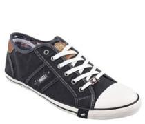 Sneaker, Cord-Design, Canvas, Gummisohle