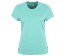 T-Shirt, schnelltrocknend, Rundhals, für Damen, Grün