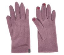 Handschuhe, Fleece, Touchscreen-fähig, Ziernähte