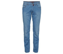 "Jeans-Hose ""Deauville"", Regular Fit, Blau"