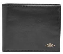 Geldbörse für Herren RYAN LG COIN POCKET BIFOLD RFID BLACK