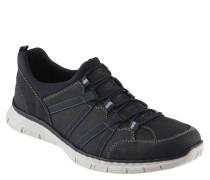 Sneaker, Memory-Foam-Sohle, elastische Einsätze