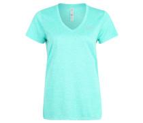 """T-Shirt """"Tech SSV"""", HeatGear, für Damen, Grün"""
