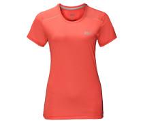 """T-Shirt """"Rock Chill"""", klimaregulierend, schnelltrocknend, für Damen, Orange"""