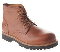 """Boots """"L2385OUIS 1A"""", Leder, Bio-Baumwolle innen, Braun"""
