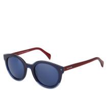 "Sonnenbrille ""TH 1437/S"", Cateye-Look, transparente Bügel"