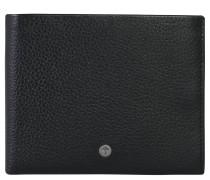 """Brieftasche """"Cardona Minos"""", Leder, Querformat, Emblem"""