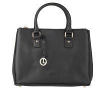 "Handtasche ""Antonia"", schwarz, Schwarz"