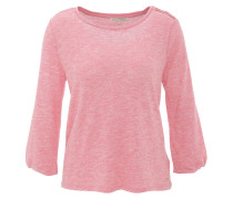 Shirt, 3/4-Arm, Rundhalsausschnitt, Zierknöpfe