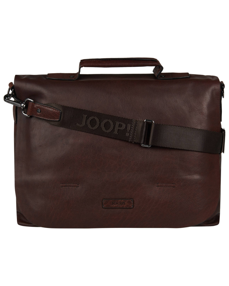 joop damen joop laptoptasche miniowa kreon xlarge leder abnehmbarer umh ngegurt reduziert. Black Bedroom Furniture Sets. Home Design Ideas